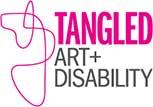 Logo de Tangled Art + Disability